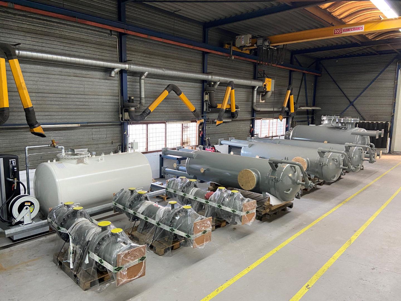 Gas Treatment Equipment