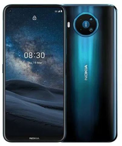 Nokia 8.3 5G Stock Wallpapers FHD+ And HQ resolution