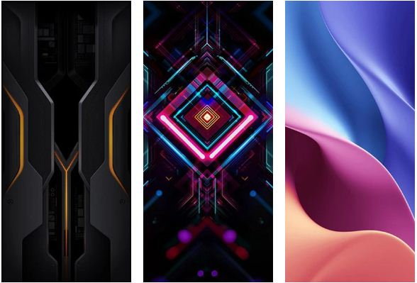 Xiaomi Redmi K40 Gaming Edition Official Stock HD Wallpapers