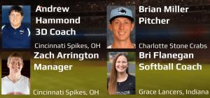 Американская команда тренеров по бейсболу и софтболу