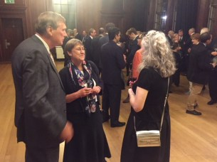 2018-09-27 Brexit Colloquium - Reception at French Consulate (by Simon Horsington) (5)