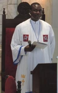 Very Rev. Ezekiel Oluyinka Akande
