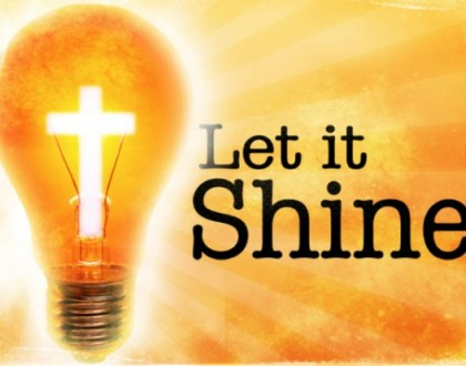Got a Light? Shine it.