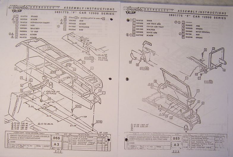 68 Corvette Wiring Schematic Exploded Diagrams