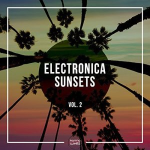 electronica sunsets