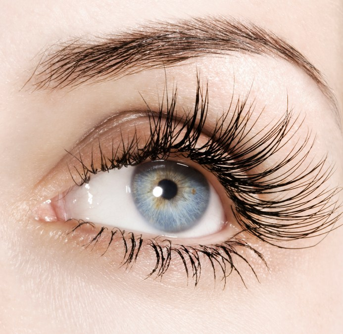Eyelash Length Important for Protecting Eyes