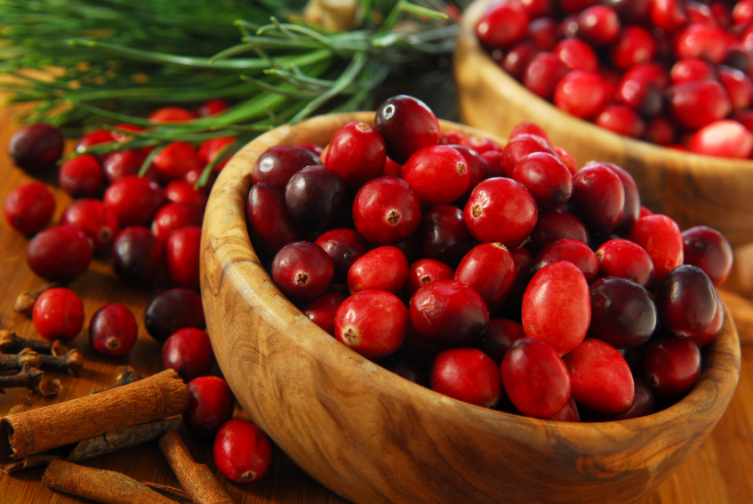 Whole Cranberry Compound Shown to Reduce Colon Cancer in Mice