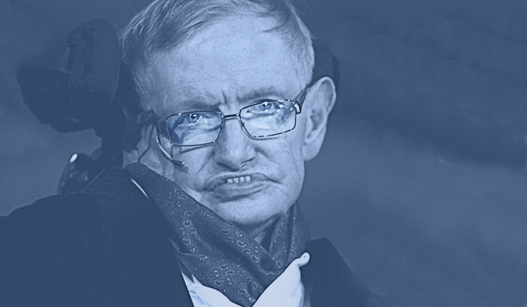 Stephen Hawking Supported Animal Research