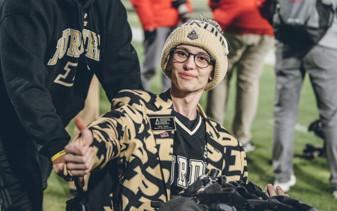 Why Animal Research? For Tyler Trent