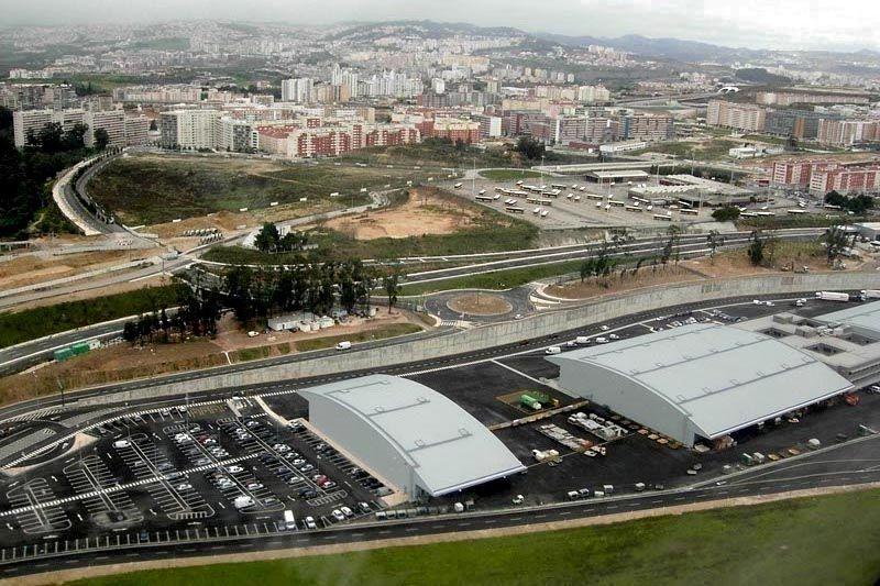 Novo Terminal de Carga Ana Aeroportos