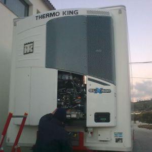 Semi Reboque Thermo King - FRIGORÍFICOS-BRÍGIDO