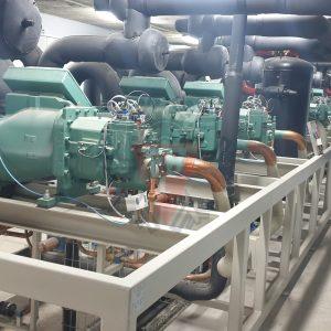 Centrais Compressores - Frigorificos Brigido
