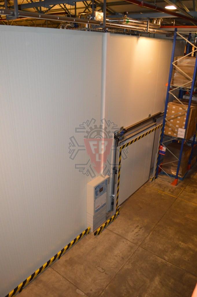 Vista Exterior 1 Câmara Porta automática