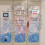 Quadro Controlo e Automação Câmara Frio - F. Brigido