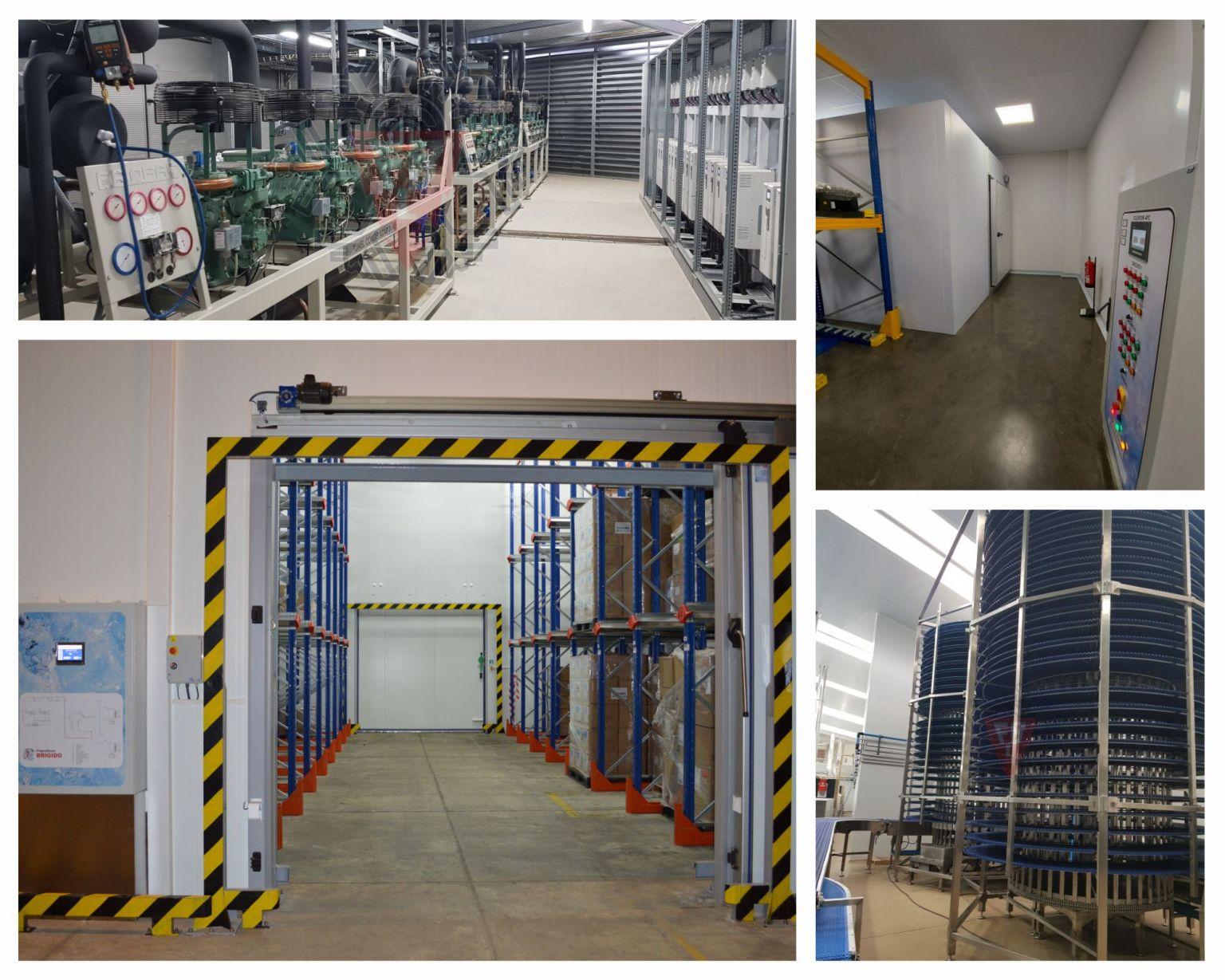 Soluções Refrigeração Industrial