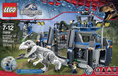 75919 Indominus rex Breakout box art