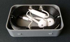 Caja para auriculares (o lo que quieras guardar)