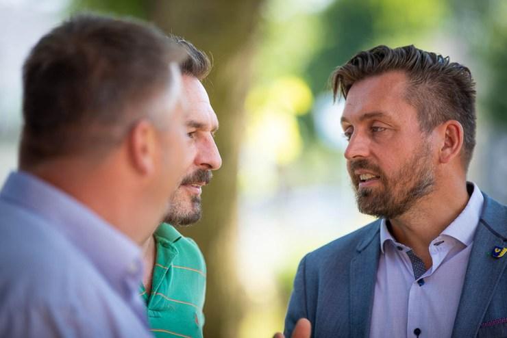 Oliver Borchert – Bürgermeisterwahl 2019 Wandlitz