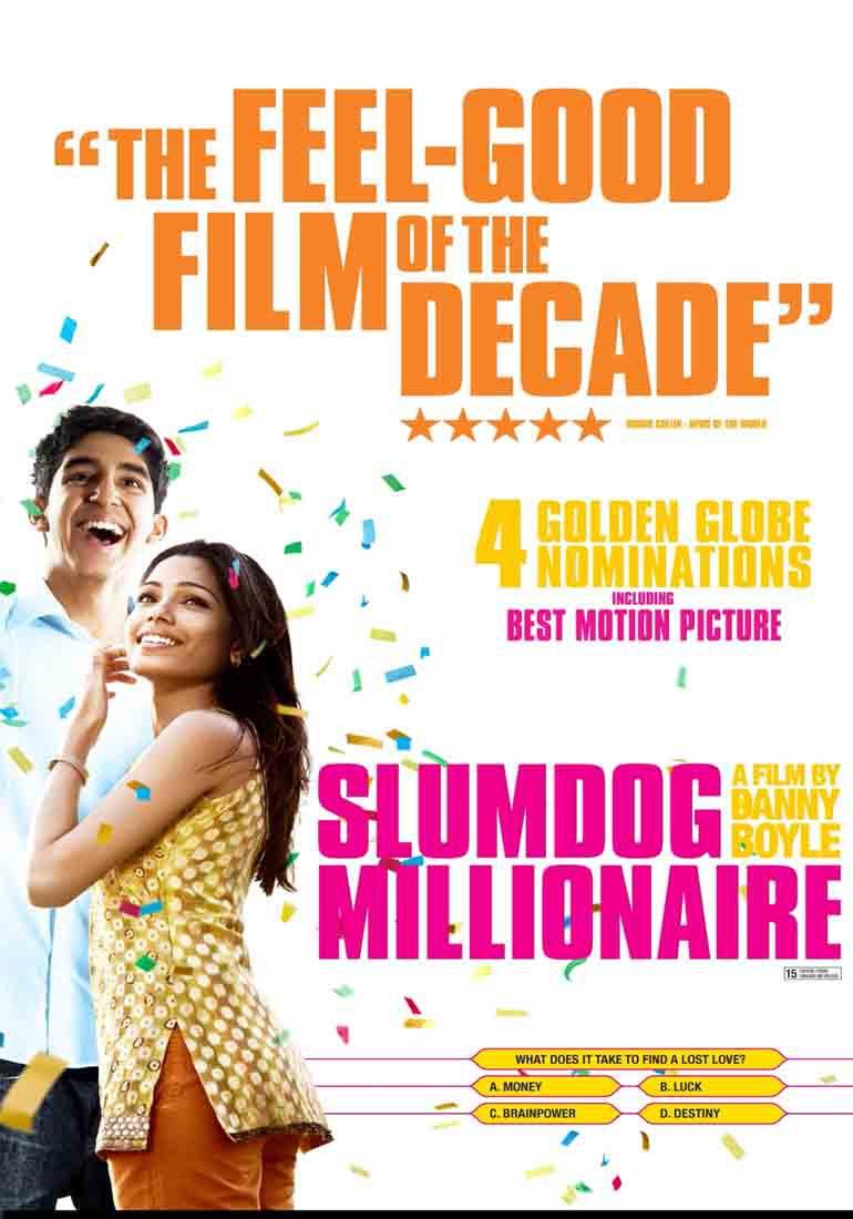 SLUMDOG MILLIONAIRE  Filmbankmedia