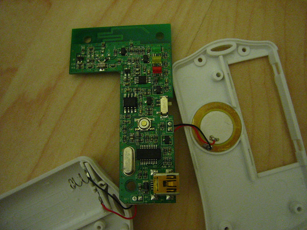 inside of wifi detector we'll be hacking