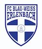 FC Blau-Weiss Erlenbach Wappen klein