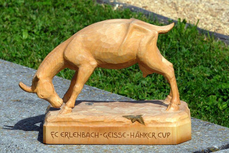 FC Blau-Weiss Erlenbach Geissenhänker Cup Geiss