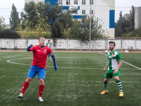 """""""Ростов-2018-Электрон"""" – """"Кобарт"""""""