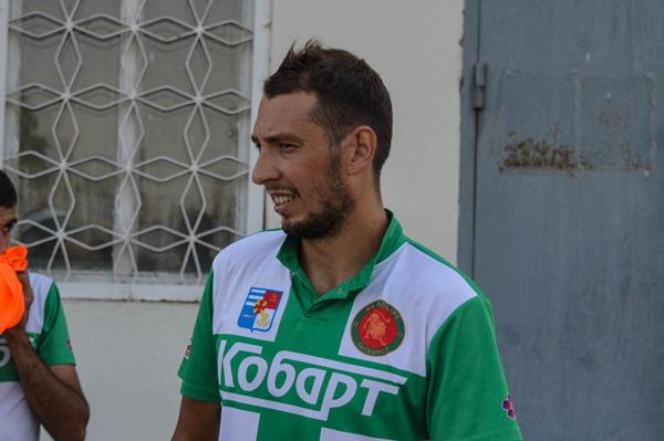 Максим Фаринов