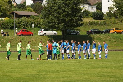 TuS Förbau - FC Schwarzenbach 2