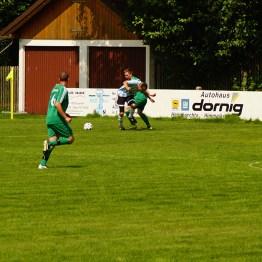 FC Gefrees II - FC Schwarzenbach 1