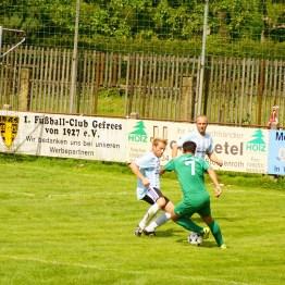 FC Gefrees II - FC Schwarzenbach 18