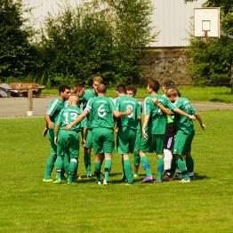 FC Gefrees II - FC Schwarzenbach 2