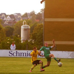 FC Schwarzenbach - FC Waldstein 22