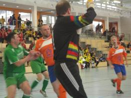 Hallenkreismeisterschaften Alten Herren 8