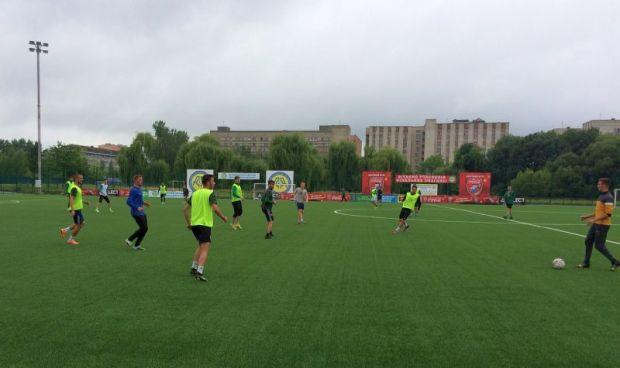 «Прикарпаття» розпочало підготовку до старту у Першій лізі