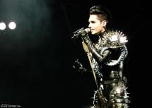 Tokio Hotel Humanoid City Live Wallpaper