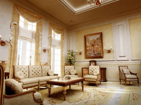 Classic Interior Aboushady81 Deviantart