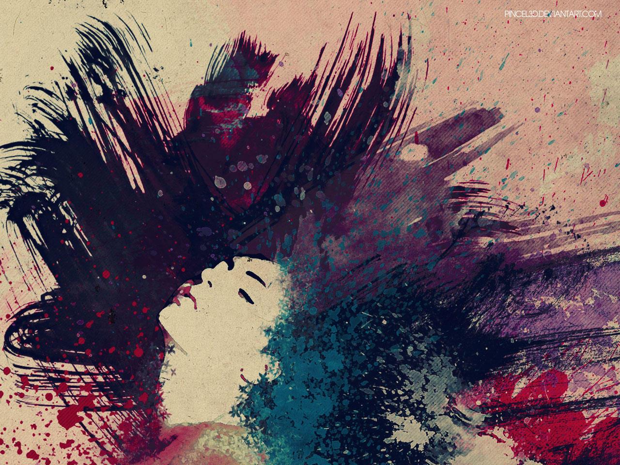Passion  Wallpaper By Pincel3d On Deviantart