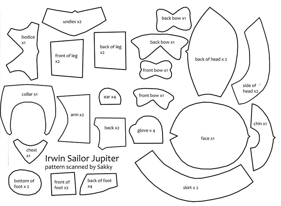 Stuffed Cat Patterns « Design Patterns