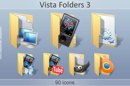 Vista Folder 3