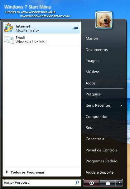 """A imagem """"https://i0.wp.com/fc03.deviantart.com/fs26/i/2008/035/a/6/Windows_7_Start_Menu_by_WindowsNET.png"""" contém erros e não pode ser exibida."""