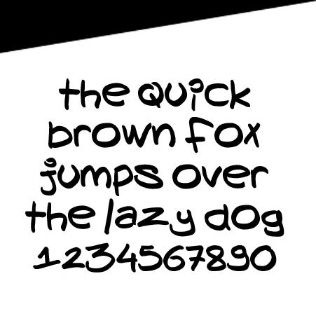 Handwriting font apple >> handwriting practice template