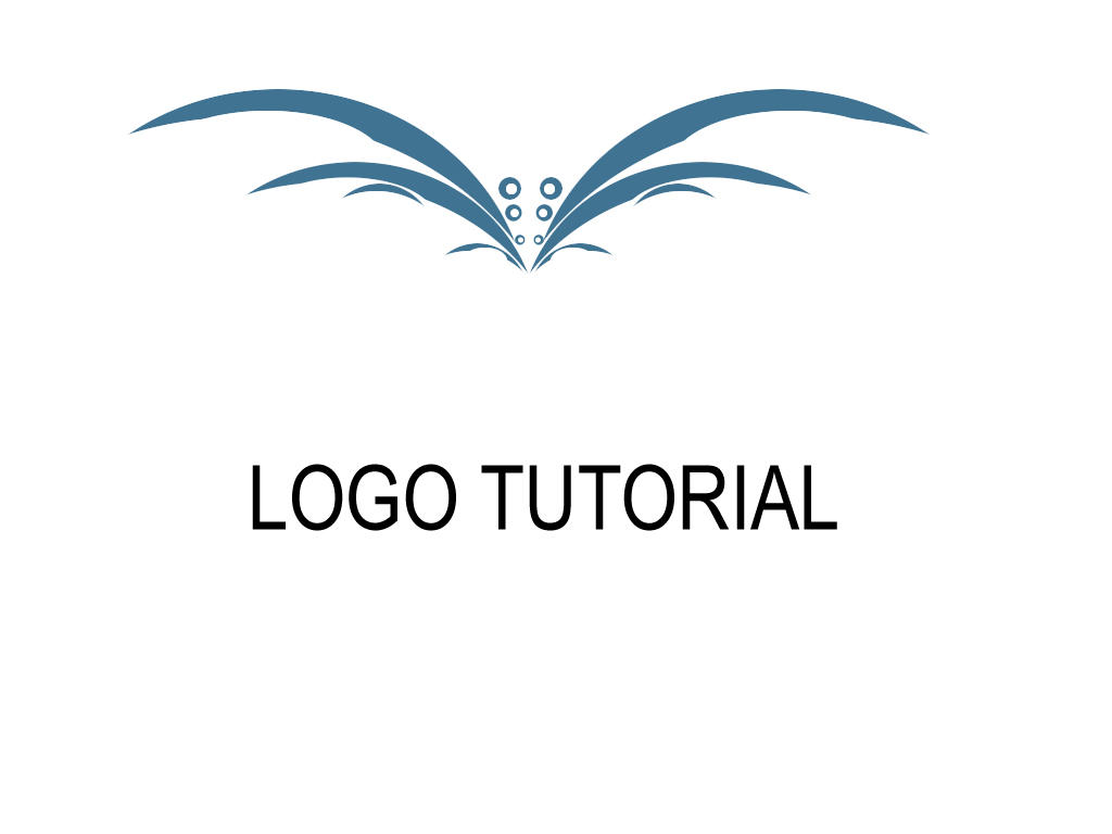 A brief logo tutorial by eroded on DeviantArt