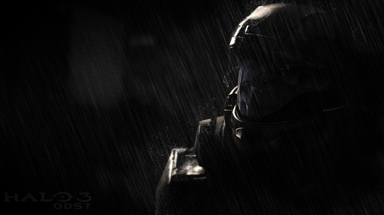 Halo 3 ODST Rain By Halcylon On DeviantArt