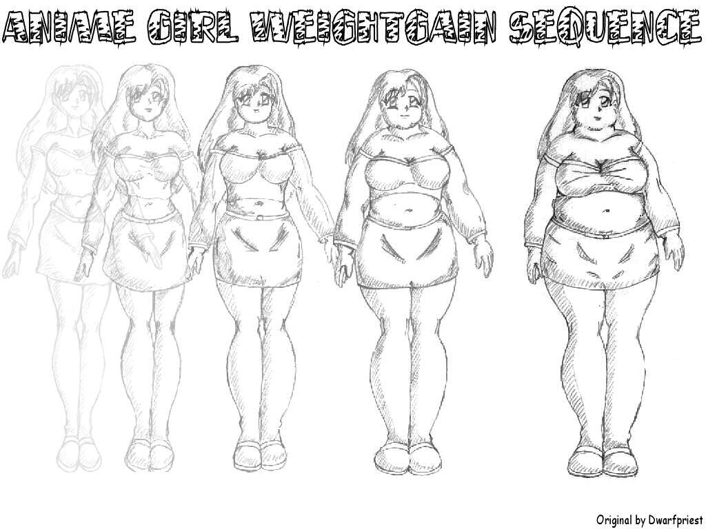 Fat Cartoon Girl Rapper | Wiring Diagram Database