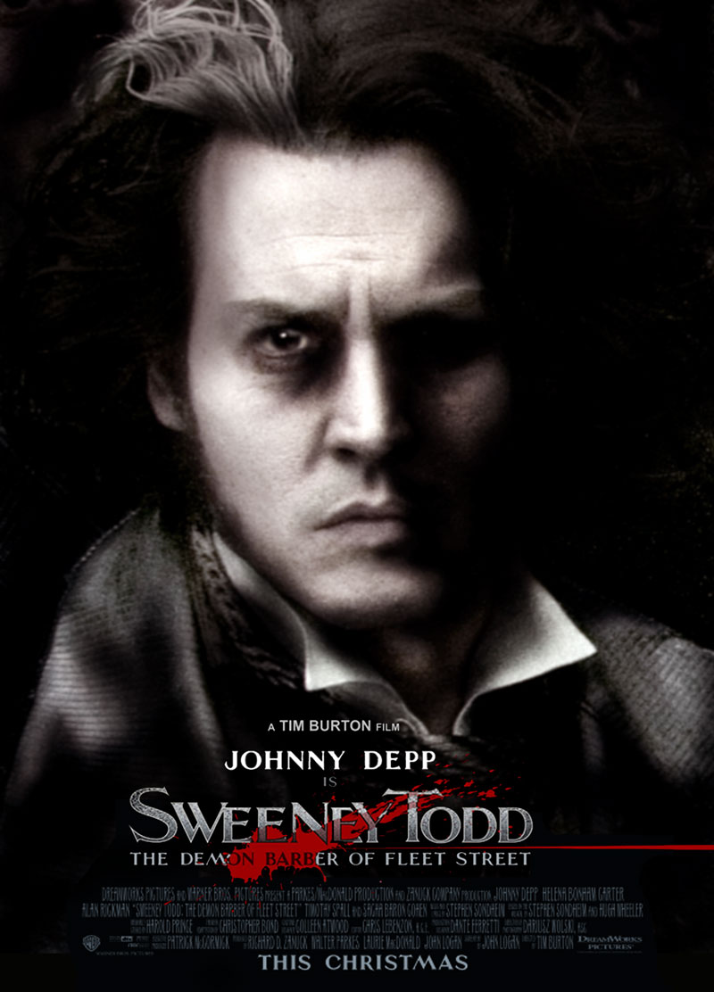 Image Result For Sweeney Todd
