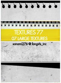 textures 77