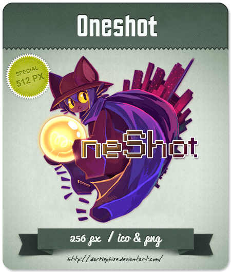 Oneshot  RPG Icon by Darklephise on DeviantArt