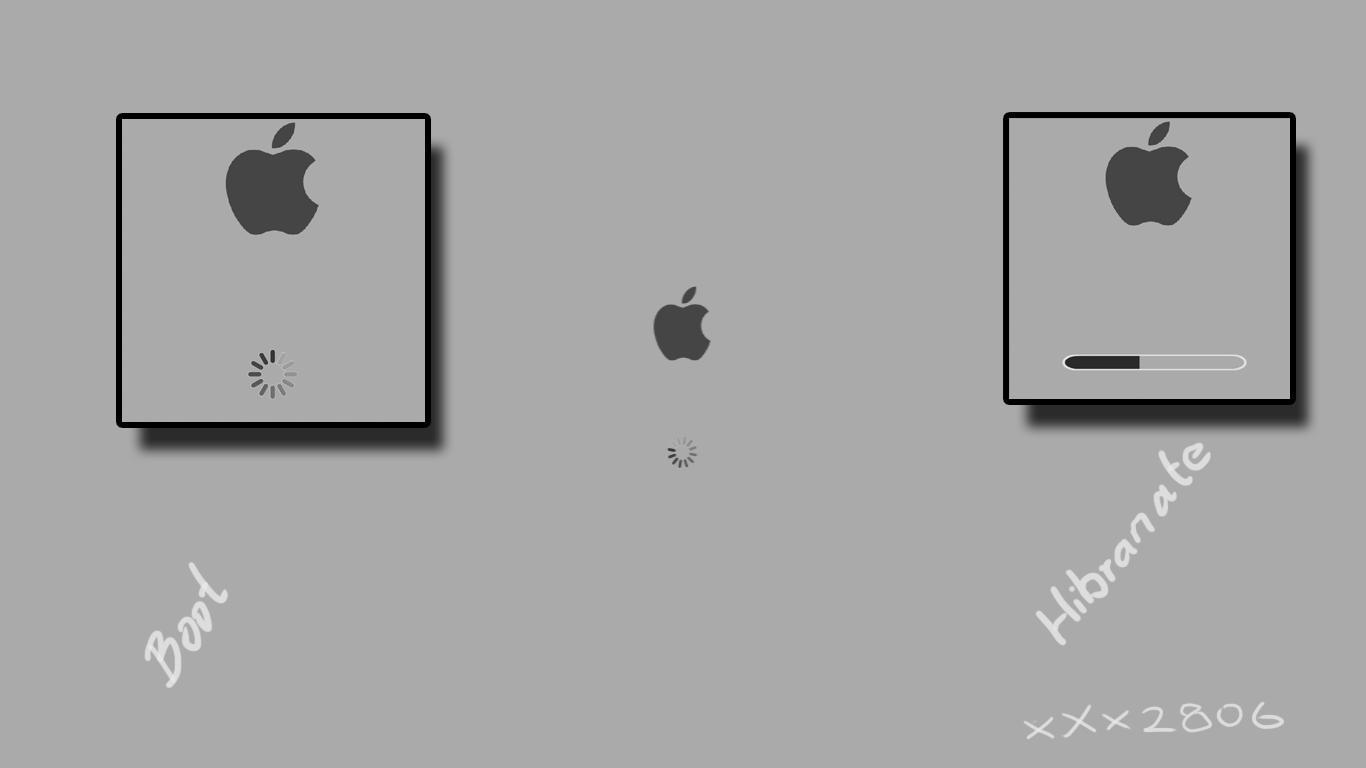 Mac boot screen for Windows 7 by xxx2806 on DeviantArt