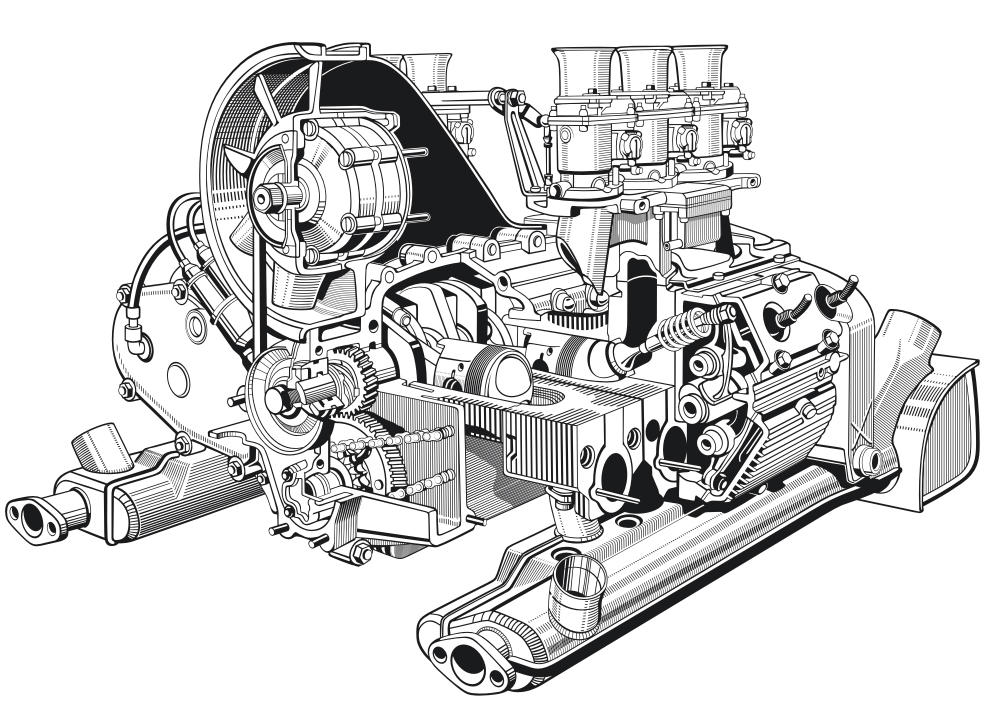 Deutz F3l912 Engine Diagram Deutz F4L912 Parts Breakdown